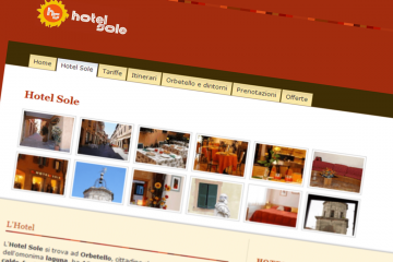 Hotel Sole Orbetello
